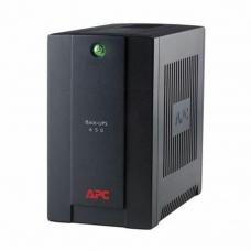 Источник бесперебойного питания APC Back-UPS BK650EI, 650VA400W, 3 розетки IEC 320, белый