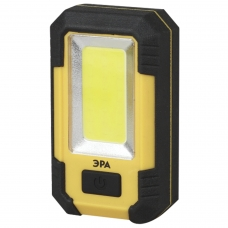 Фонарь светодиодный ЭРА RA-801, COB-LED, рабочий, магнит, крючок, аккумуляторный USB-кабель в комплекте, Б0027824