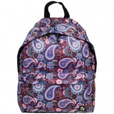 Рюкзак BRAUBERG, универсальный, сити-формат, разноцветный, 'Инди', 20 литров, 41х32х14 см, 225360