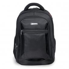 Рюкзак BRAUBERG 'Relax 3', 35 л, размер 46х35х25 см, ткань, черный, 224455