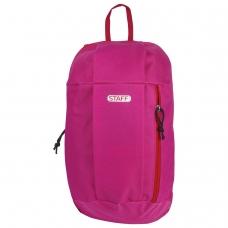Рюкзак STAFF 'Air', универсальный, розовый, 40х23х16 см, 227043