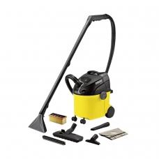 Пылесос моющий KARCHER КЕРХЕР SE 5.100, потребляемая мощность 1400 Вт, желтый, 1.081-200.0