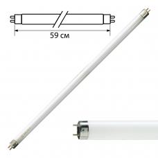 Лампа люминесцентная PHILIPS TL-D 18W/54-765, 18 Вт, цоколь G13, в виде трубки 59 см, холодный дневной свет