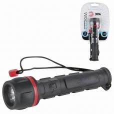 Фонарь светодиодный ЭРА R2AA, 3 x LED, обрезиненный корпус, питание 2xAA в комплект не входят