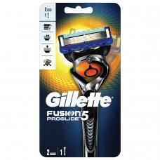 Бритва GILLETTE Жиллет 'Fusion ProGlide', с 2 сменными кассетами, для мужчин