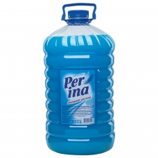 Кондиционер-ополаскиватель для белья 5 л, PERINA Перина Морозная свежесть, ПЭТ, PR-10