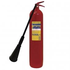 Огнетушитель углекислотный ОУ-5, ВСЕ жидкие и газообразные вещества, электро установки, ИНЕЙ, 112-04