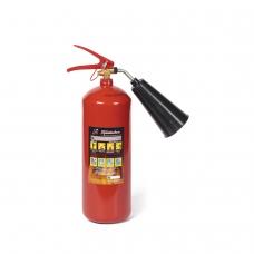 Огнетушитель углекислотный ОУ-3, ВСЕ жидкие, газообразные вещества, электроустановки, закачной, ЯРПОЖ, 46