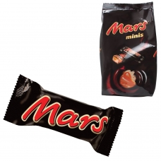 Шоколадные батончики MARS Minis, 182 г, 2261